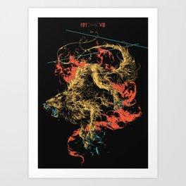 MMXVIII Art Print