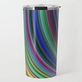 Striped fantasy Travel Mug