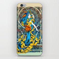 Sea Slug iPhone & iPod Skin