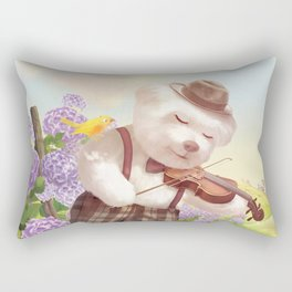 A Song For You Rectangular Pillow