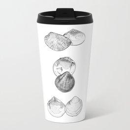 Bivalvia serie 1 Travel Mug