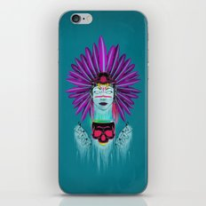 Witch Doctor iPhone & iPod Skin