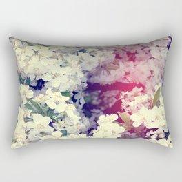 Secret Garden | Cherry blossom Rectangular Pillow