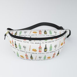 Aperol to My Spritz Fanny Pack