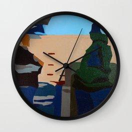 Say What? Wall Clock