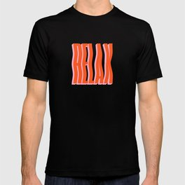 Relax: Wavy Edition T-shirt