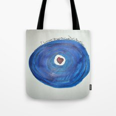 I Love Your Record Collection Tote Bag