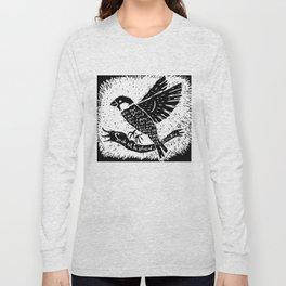 Don't Be Afraid, Little Bird Long Sleeve T-shirt