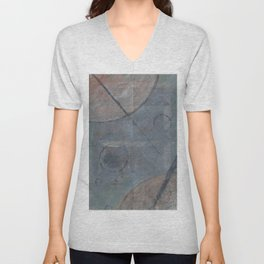 Charted Space 2 (Best Intentions) Unisex V-Neck