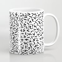 jazz Mugs featuring JAZZ by Ellie Cryer