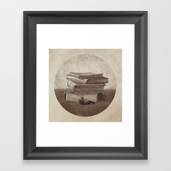 Rooftoppers - Chapter Five Framed Art Print