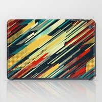 sweater iPad Cases featuring 80's Sweater by Jacqueline Maldonado