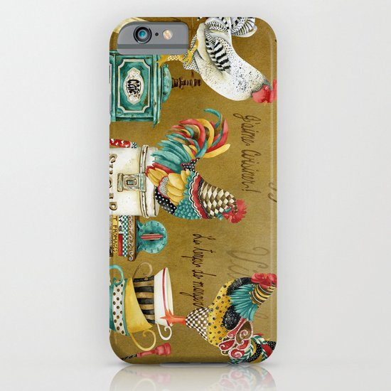 Roosters Majestic iPhone & iPod Case