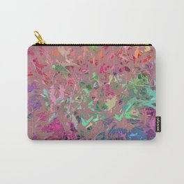 Pastel Splash Carry-All Pouch
