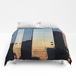 Sunset reflected III. Comforters