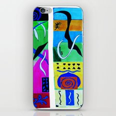 inspiration from Matisse iPhone & iPod Skin