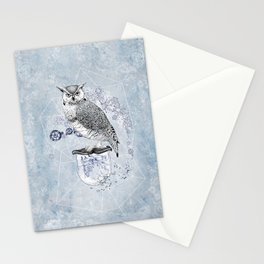 Owl Theory Stationery Cards