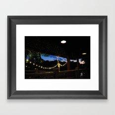 River Landing Framed Art Print