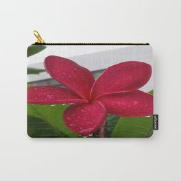 CAUGHT IN THE RAIN Carry-All Pouch