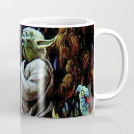 Swamp Dwelling Mystical Knight Coffee Mug