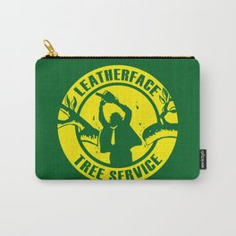 Leatherface Tree Service Carry-All Pouch