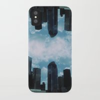 houston iPhone & iPod Cases featuring Houston, by LUCJPG