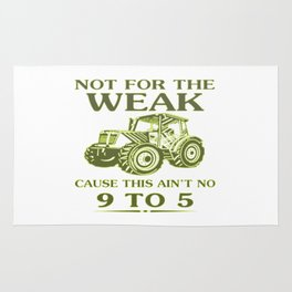 Not For the weak! Rug