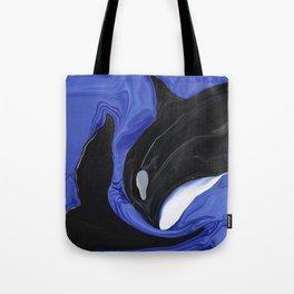 Orca's Graduation Tote Bag