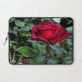 Red Velvet Rose Laptop Sleeve