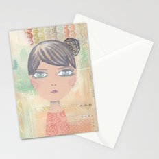 Only you can make it happen Stationery Cards