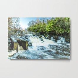 Crumlin Glen II Metal Print