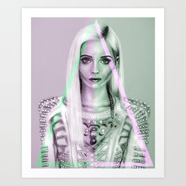 + All That Shine + Art Print