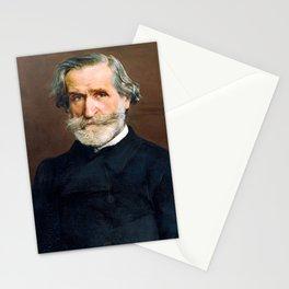 Giuseppe Verdi (1813 – 1901) by Giovanni Boldini (1842 - 1931) Stationery Cards