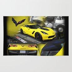 2015 Corvette ZO6 Rug