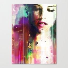 Defeat Canvas Print