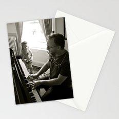 Piano Man Stationery Cards