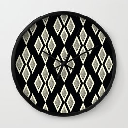Black and cream ,classic Wall Clock