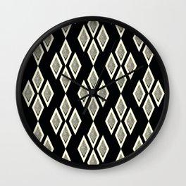 Black and cream ,classic Wall Clock