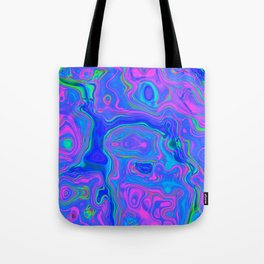 Psyche Me Out Tote Bag