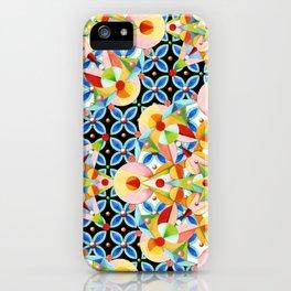 Elizabethan Pastel Mandala iPhone Case