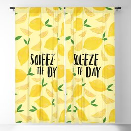 Squeeze the Day Blackout Curtain