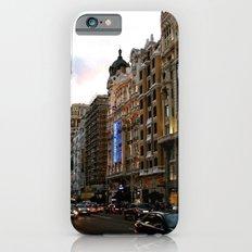 Gran Vía - Madrid Slim Case iPhone 6s
