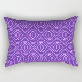 Op Art 88 Rectangular Pillow