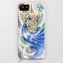 Maelstrom of Magic iPhone Case