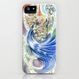 Maelstrom of Magic iPhone Case