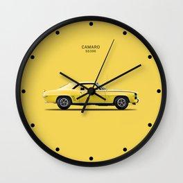 Chevrolet Camaro 69 Wall Clock