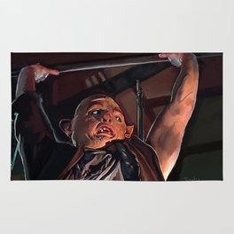 Sloth And Chunk In The Cavern - The Goonies Rug