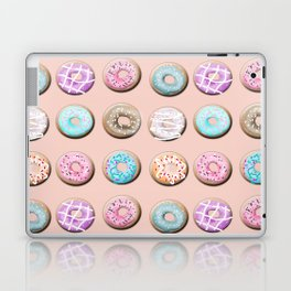 Donuts, pink Laptop & iPad Skin