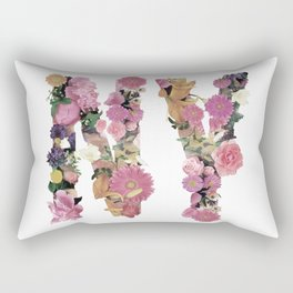 NY in bloom Rectangular Pillow