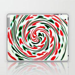 Spearmint Lollipop Laptop & iPad Skin